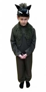 Šerno kostiumas. Gyvunų karnavaliniai kostiumai. Karnavaliniu kostiumu nuoma vaikams Vilniuje - pasakunamai.lt