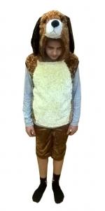 костюм собакаи. Šuniuko kostiumas. Gyvunų karnavaliniai kostiumai. Karnavaliniu kostiumu nuoma vaikams Vilniuje - pasakunamai.lt