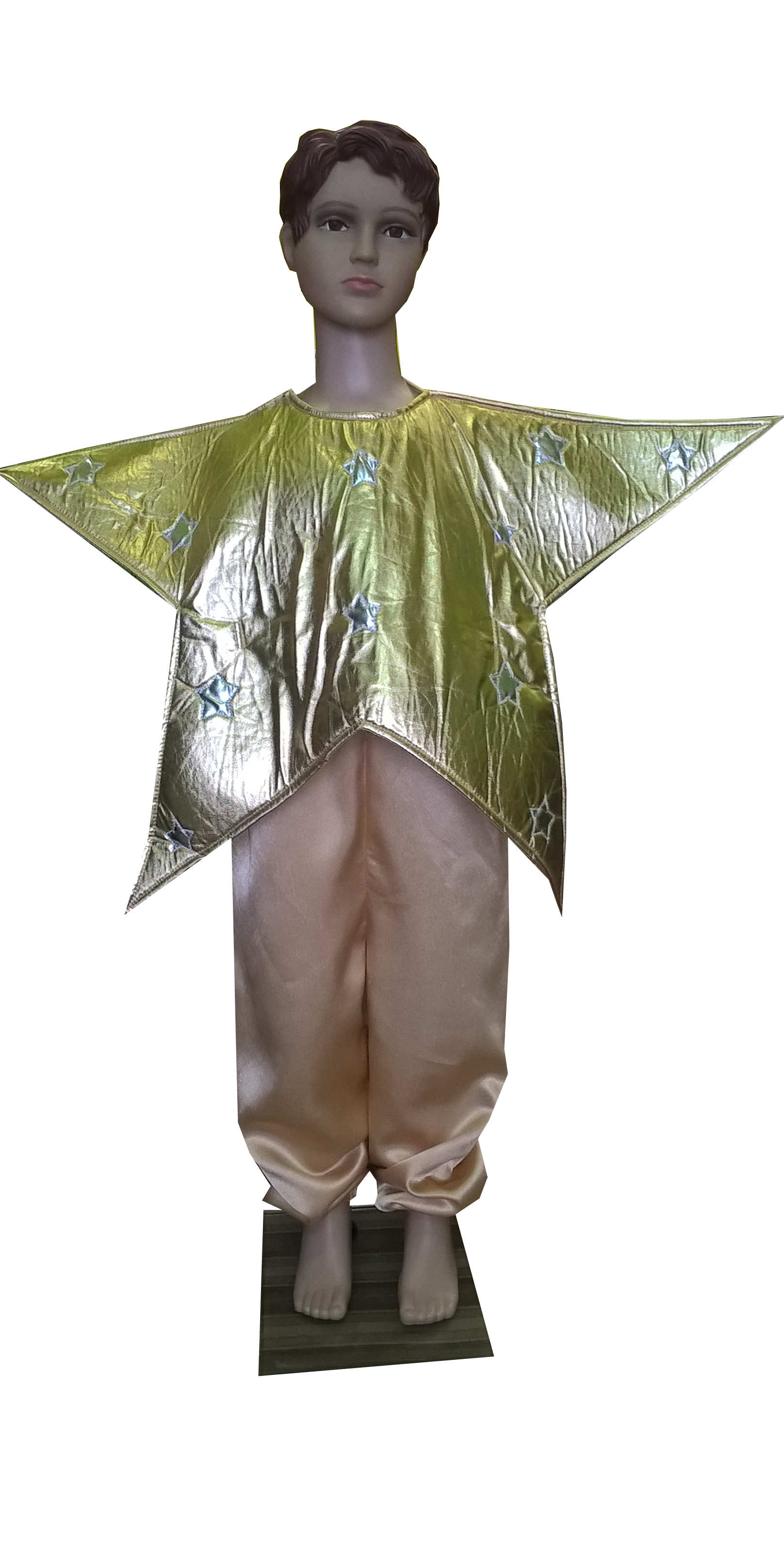 костюм звесди. Žvaigždelės kostiumas. Karnavaliniu kostiumu nuoma vaikams Vilniuje - pasakunamai.lt