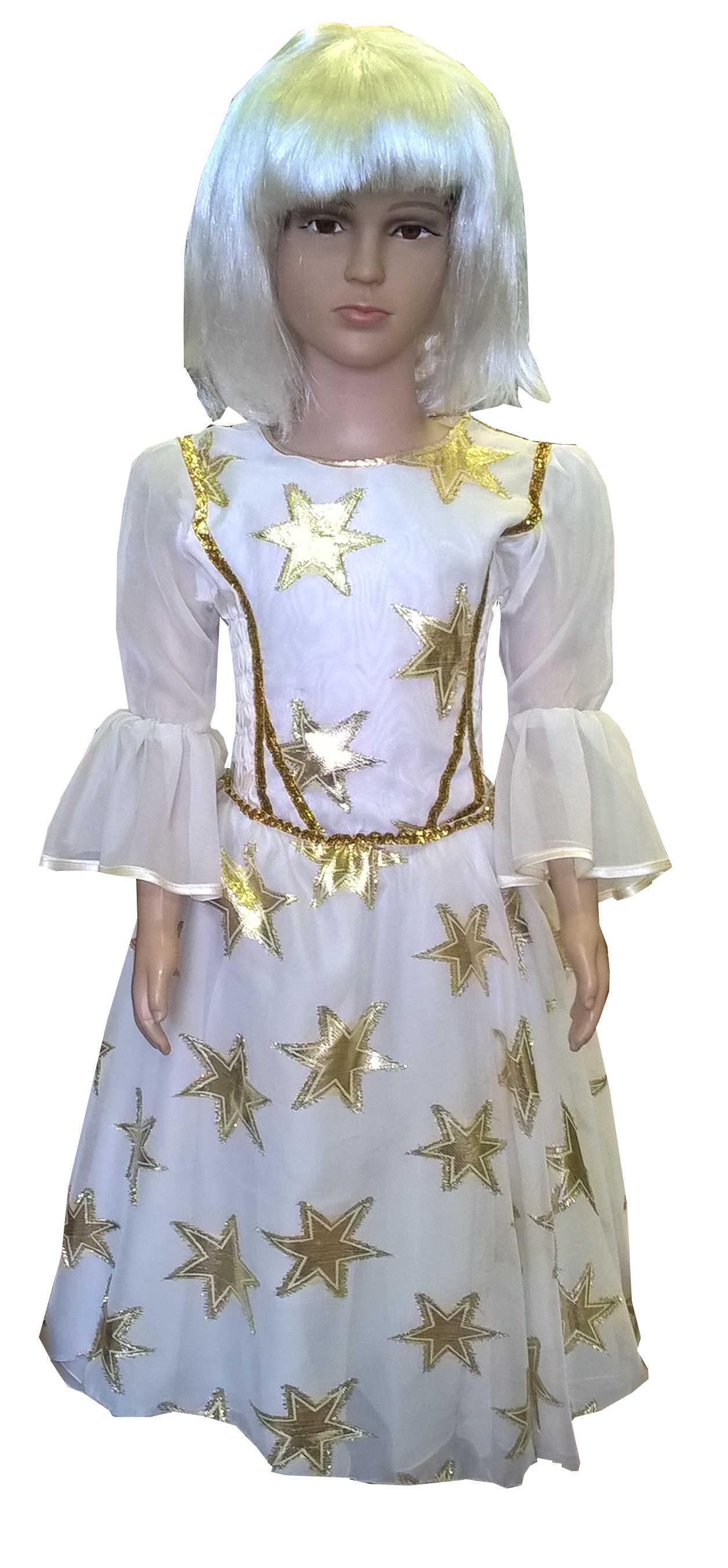 Žveigždės kostiumas. Karnavaliniu kostiumu nuoma vaikams Vilniuje - pasakunamai.lt