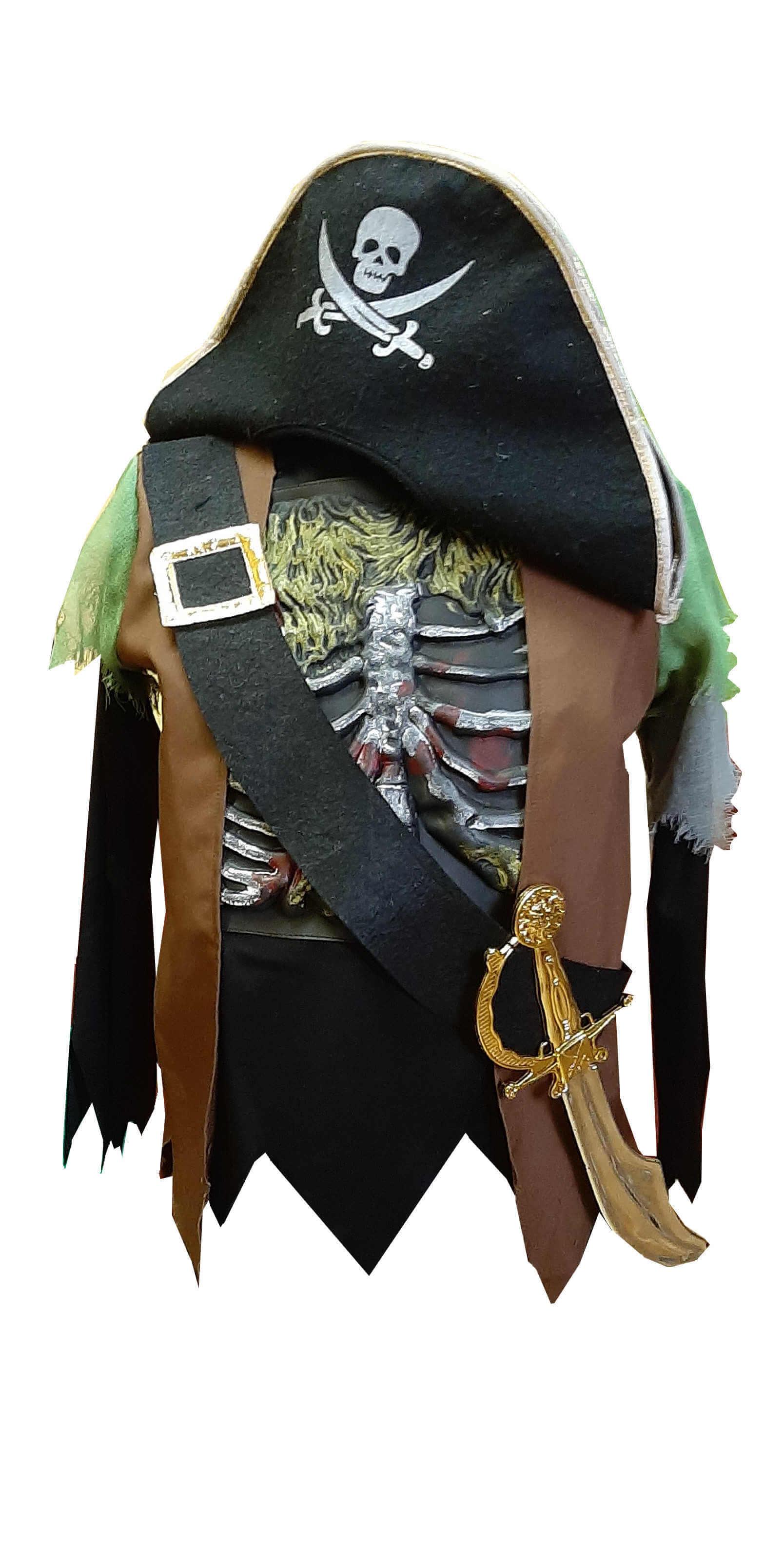 костюм пирата. костюм разбоиника. Pirato kostiumas. Kostiumu nuoma vaikams Vilniuje - pasakunamai.lt