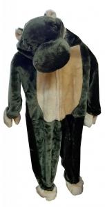 костюм бигимота. Begemoto kostiumas. Karnavaliniu kostiumu nuoma vaikams Vilniuje - pasakunamai.lt