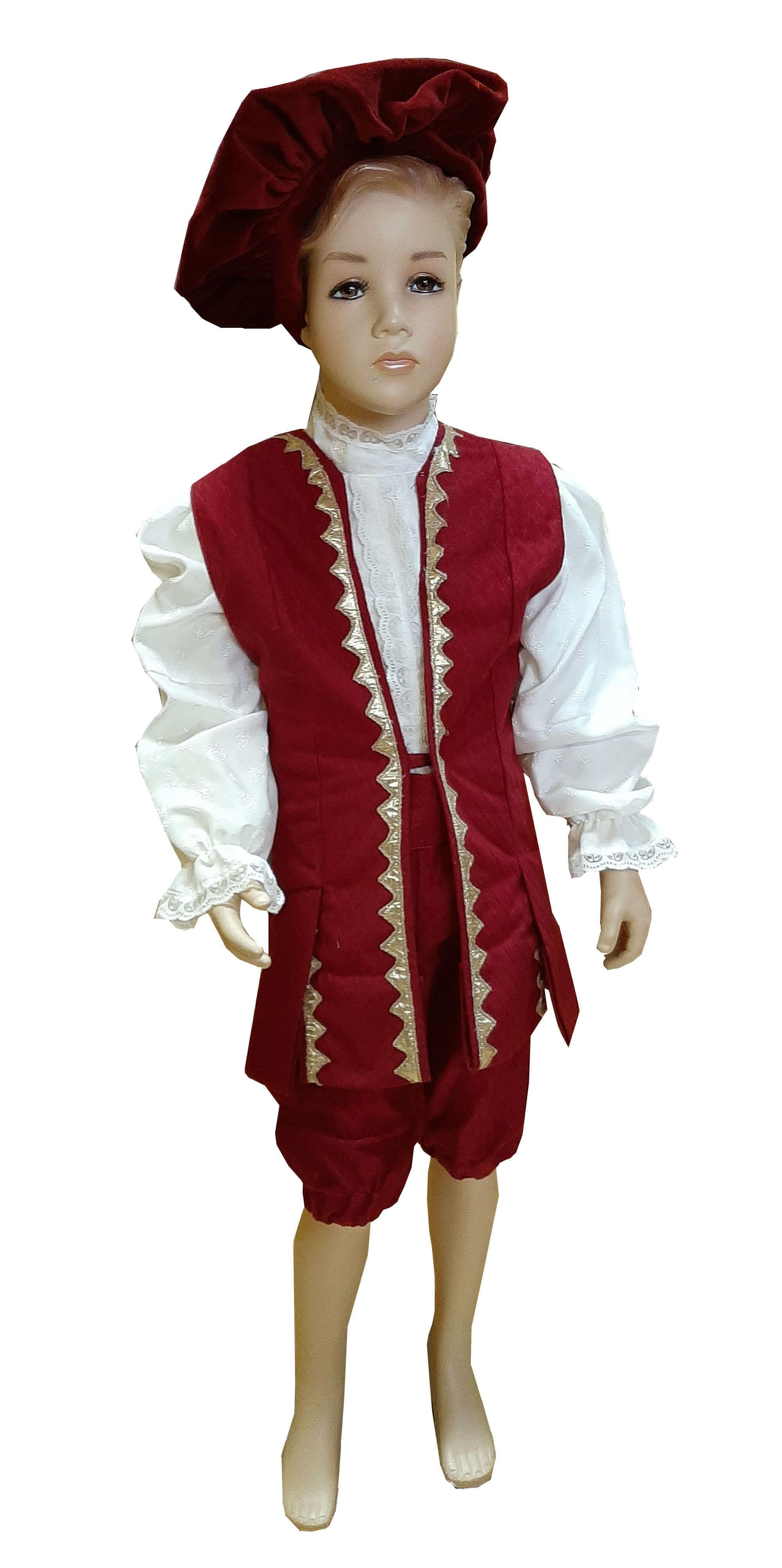 Princo kostiumas. Karnavalinių kostiumų nuoma Vilniuje - pasakunamai.lt