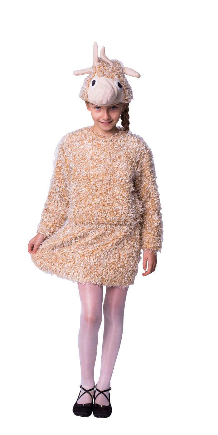 костюм альпаки. Alpakos kostiumas. Gyvunų karnavaliniai kostiumai. Karnavaliniu kostiumu nuoma vaikams Vilniuje - pasakunamai.lt