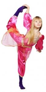 Arabų princesės kostiumas.