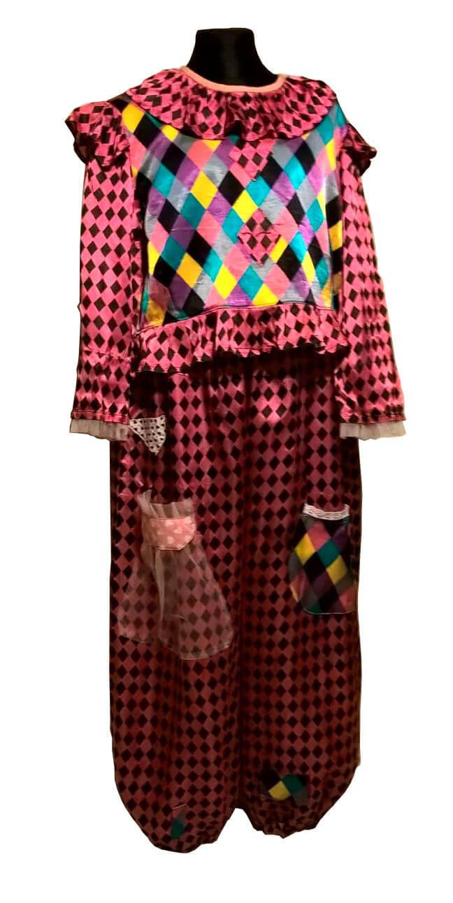 Klauno kostiumas. костюм клоуна. прокат карнавальных костюмов. Карнавальный костюм Петрушка. костюм щута. Karnavaliniu kostiumu nuoma vaikams Vilniuje - pasakunamai.lt Arlekino kostiumas. Įvairių pasakų ir filmų personažų karnavaliniai drabužiai.
