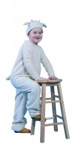 костюм баращки. Avinėlio kostiumas. Gyvunų karnavaliniai kostiumai. Karnavaliniu kostiumu nuoma vaikams Vilniuje - pasakunamai.lt