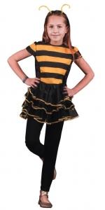 Bitutės kostiumas. Paukščių, vabzdzių karnavaliniai kostiumai. Karnavaliniai kostiumai vaikams Vilniuje - pasakunamai.lt
