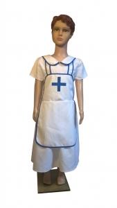 Seselės kostiumas. Profesijų karnavaliniai kostiumai. Karnavaliniu kostiumu nuoma vaikams Vilniuje - pasakunamai.lt