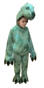 костюм динозавра. Dinozauro kostiumas. Gyvunų karnavaliniai kostiumai. Karnavaliniu kostiumu nuoma vaikams Vilniuje - pasakunamai.lt