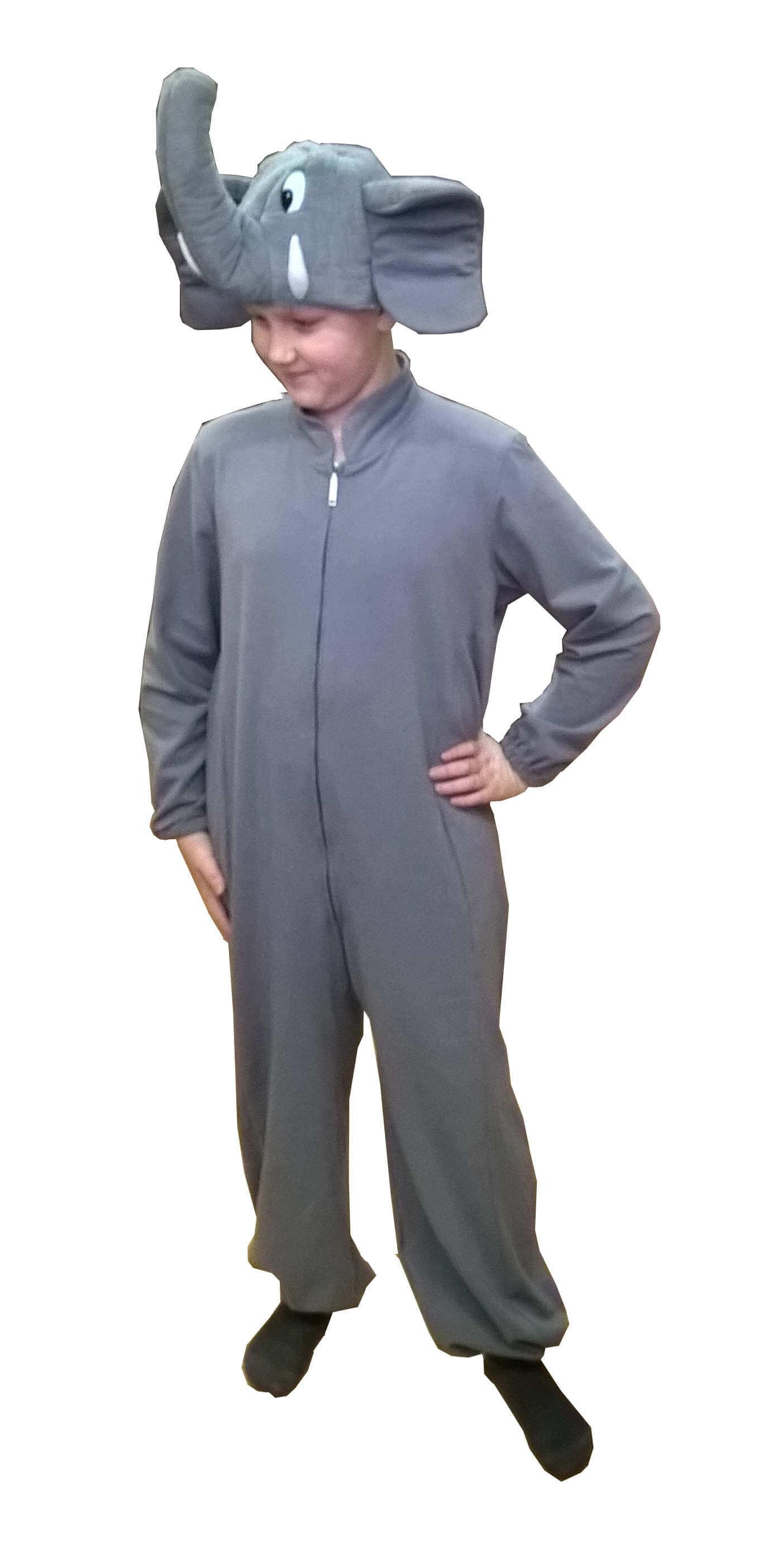 костюм слона. Dramblio kostiumas. Gyvunų karnavaliniai kostiumai. Karnavaliniu kostiumu nuoma vaikams Vilniuje - pasakunamai.lt
