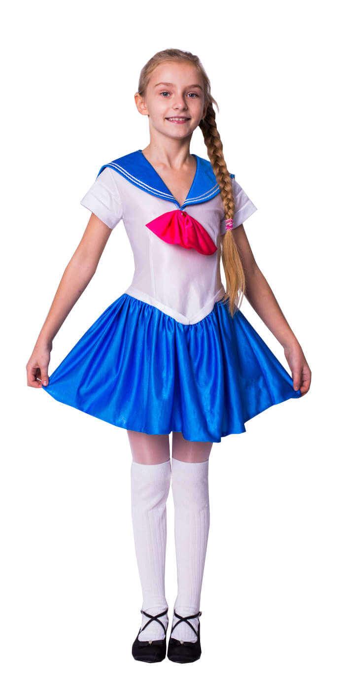 Jureivės kostiumas. Profesijų karnavaliniai kostiumai. Karnavaliniu kostiumu nuoma vaikams Vilniuje - pasakunamai.lt