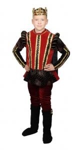 Karaliaus kostiumas.