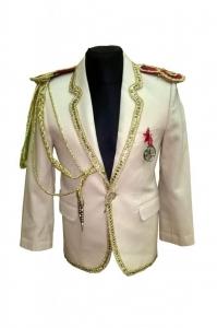 Kareivėlio kostiumas.