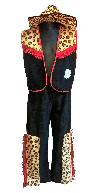 костюм  кавбоя. Kaubojaus kostiumas. Karnavalinių kostiumų nuoma Vilniuje - pasakunamai.lt