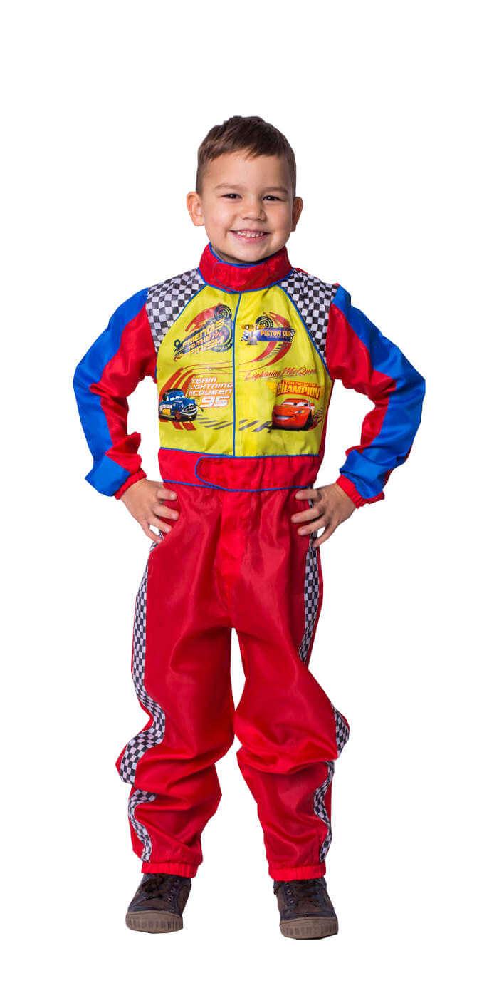 Lenktynininko kostiumas. Profesijų karnavaliniai kostiumai. Karnavaliniu kostiumu nuoma vaikams Vilniuje - pasakunamai.lt