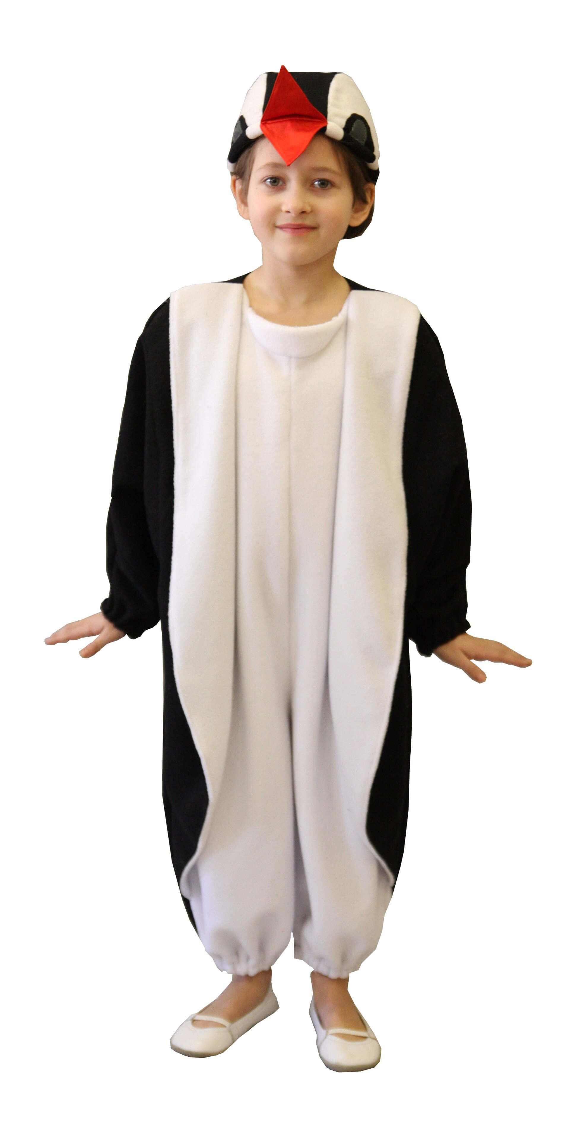 Pingvinuko kostiumas. Kaina 13 Eur.