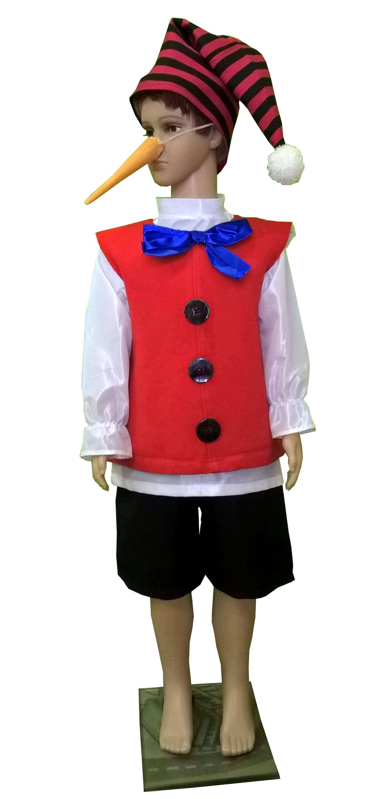 Pinokio kostiumas. костюм Буратино. Костюм Пиноккио. pinokio kostiumo nuoma. Buratino kostiumas.Įvairių pasakų ir filmų personažų karnavaliniai drabužiai. Karnavaliniu kostiumu nuoma vaikams Vilniuje - pasakunamai.lt
