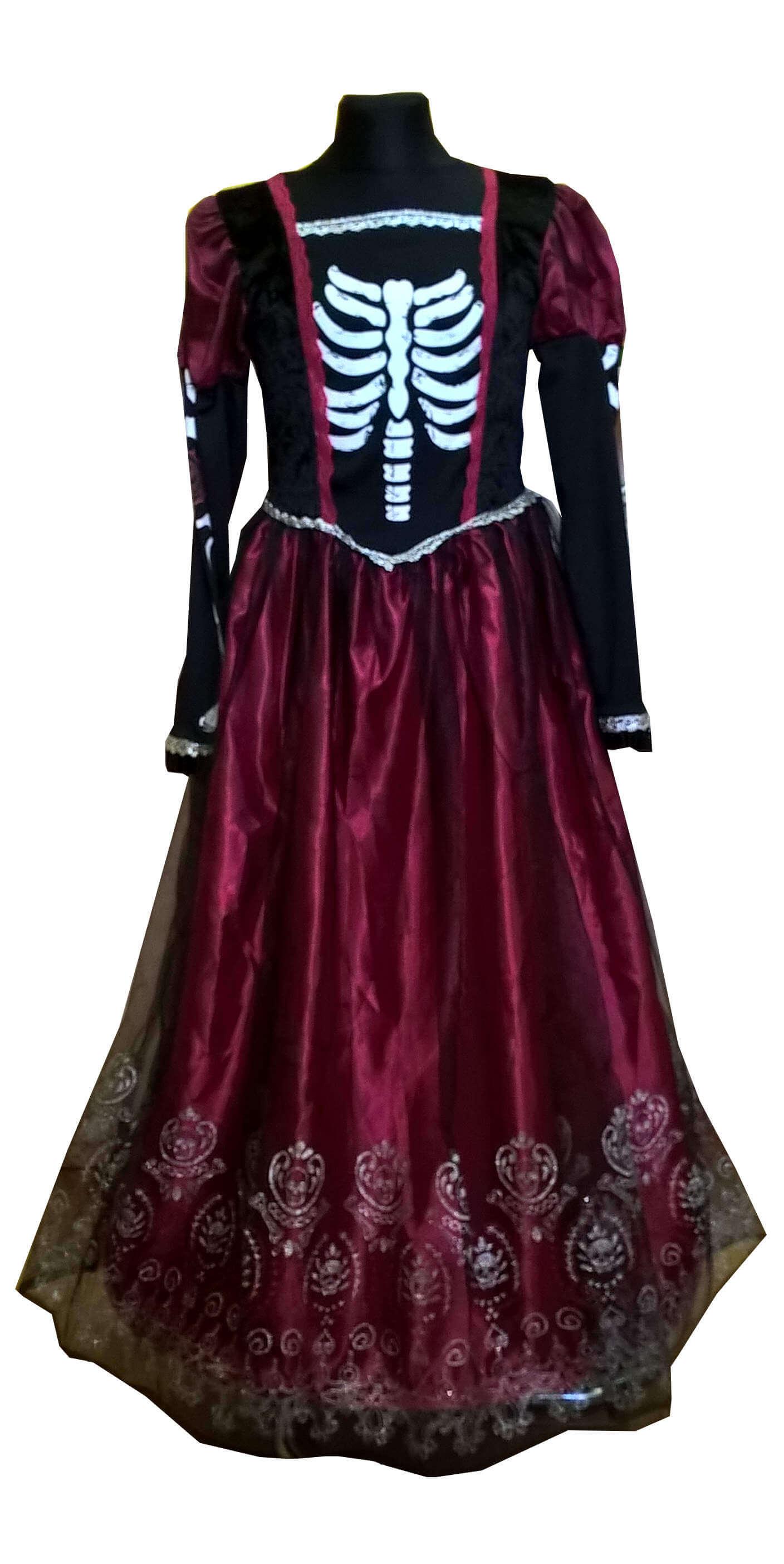 Piratės suknelė.