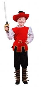Princo-dvariškio kostiumas