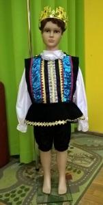 Princo-karaliaus kostiumas. Kaina 15 Eur.