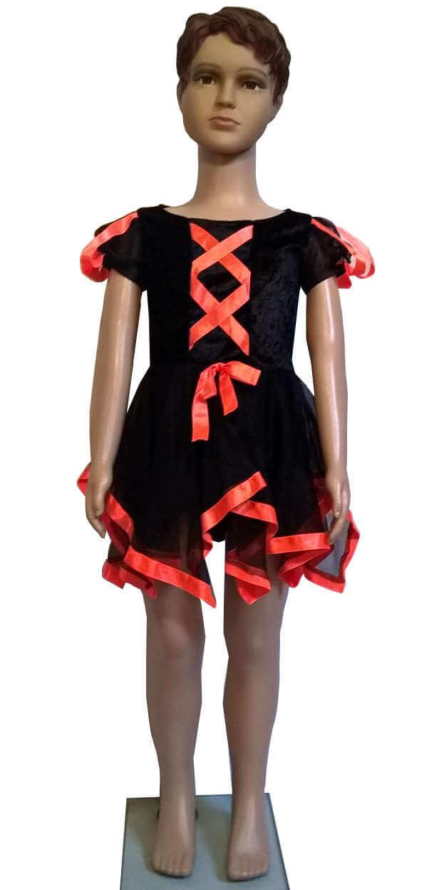 Raganos suknelė. Helovino karnavaliniai drabužiai. Karnavaliniu kostiumu nuoma vaikams Vilniuje - pasakunamai.lt
