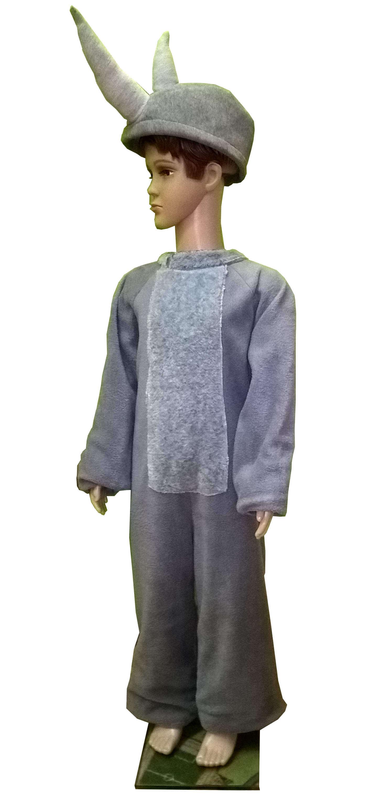костюм насарога. Raganosio kostiumas. Gyvunų karnavaliniai kostiumai. Karnavaliniu kostiumu nuoma vaikams Vilniuje - pasakunamai.lt