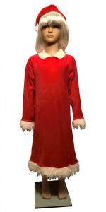 Snieguolės kostiumas. Kalėdų karnavaliniai kostiumai. Karnavalinių kostiumų nuoma vaikams Vilniuje - pasakunamai.lt