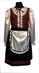 Tarnaitės kostiumas. Profesijų karnavaliniai kostiumai. Karnavaliniu kostiumu nuoma vaikams Vilniuje - pasakunamai.lt