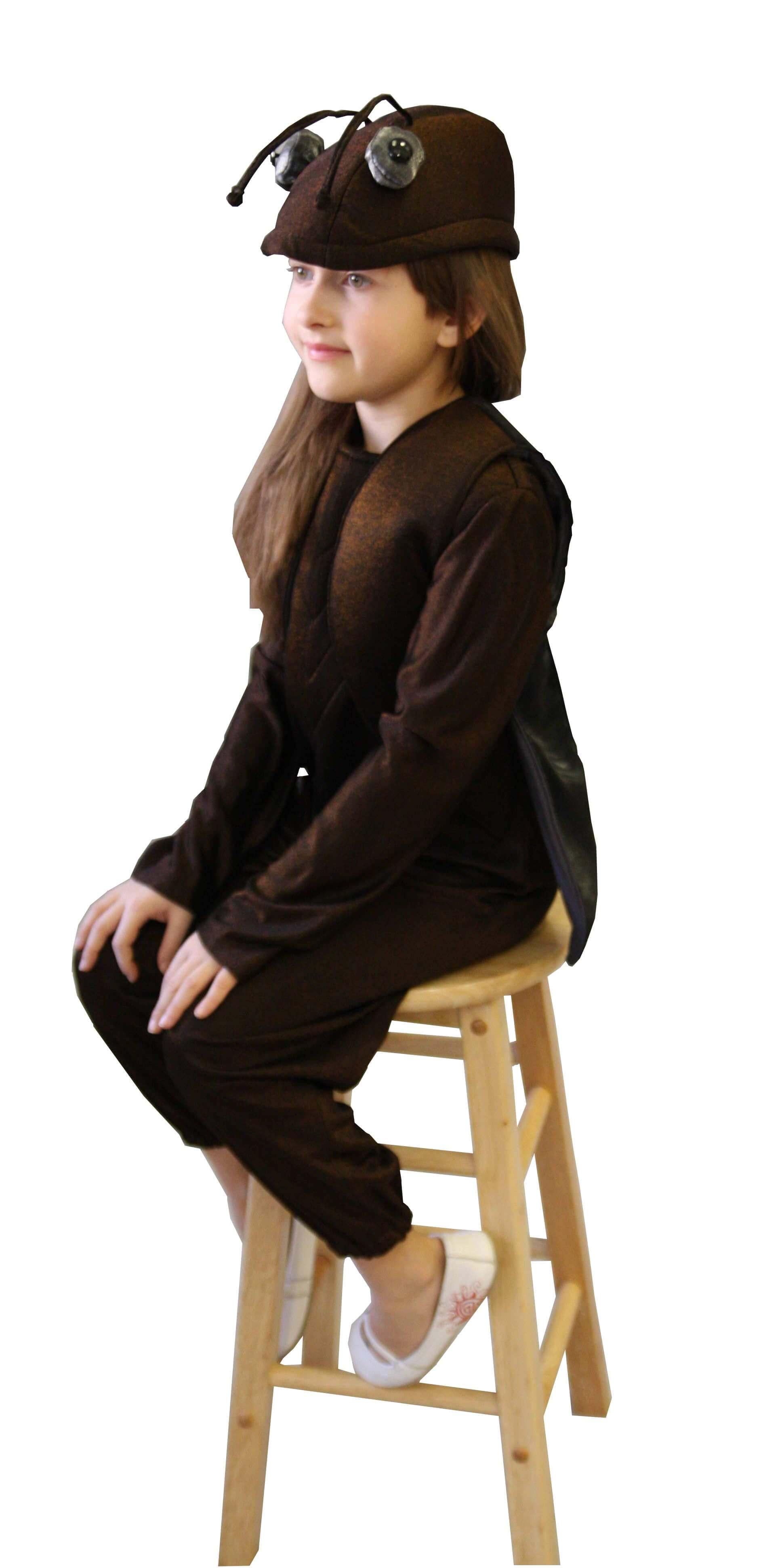 Vabaliuko-skruzdeliuko kostiumas. Kaina 13 Eur.