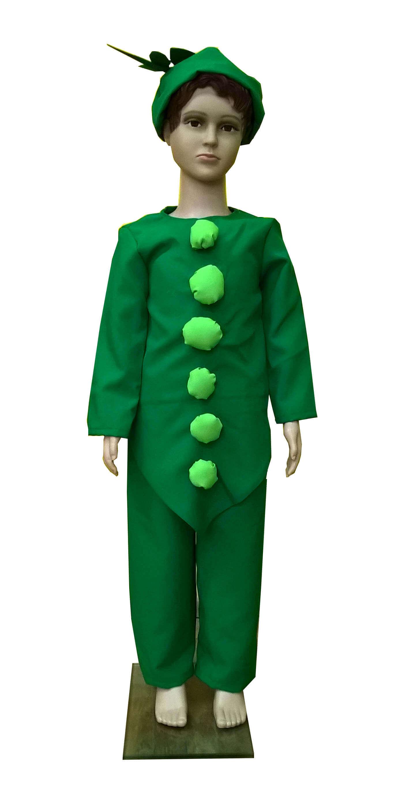 Žirnio kostiumas