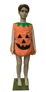 Moliūgo kostiumas. Helovino karnavaliniai drabužiai. Karnavaliniu kostiumu nuoma vaikams Vilniuje - pasakunamai.lt