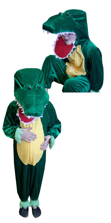 Krokodilo kostiumas. Krokodilo kostiumas vaikui. Костюм крокодила. прокат костюмa - крокодил .  Gyvunų karnavaliniai kostiumai. Karnavaliniu kostiumu nuoma vaikams Vilniuje - pasakunamai.lt