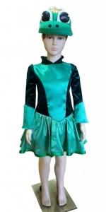костюм лягушки. Varlytės kostiumas. Gyvunų karnavaliniai kostiumai. Karnavaliniu kostiumu nuoma vaikams Vilniuje - pasakunamai.lt
