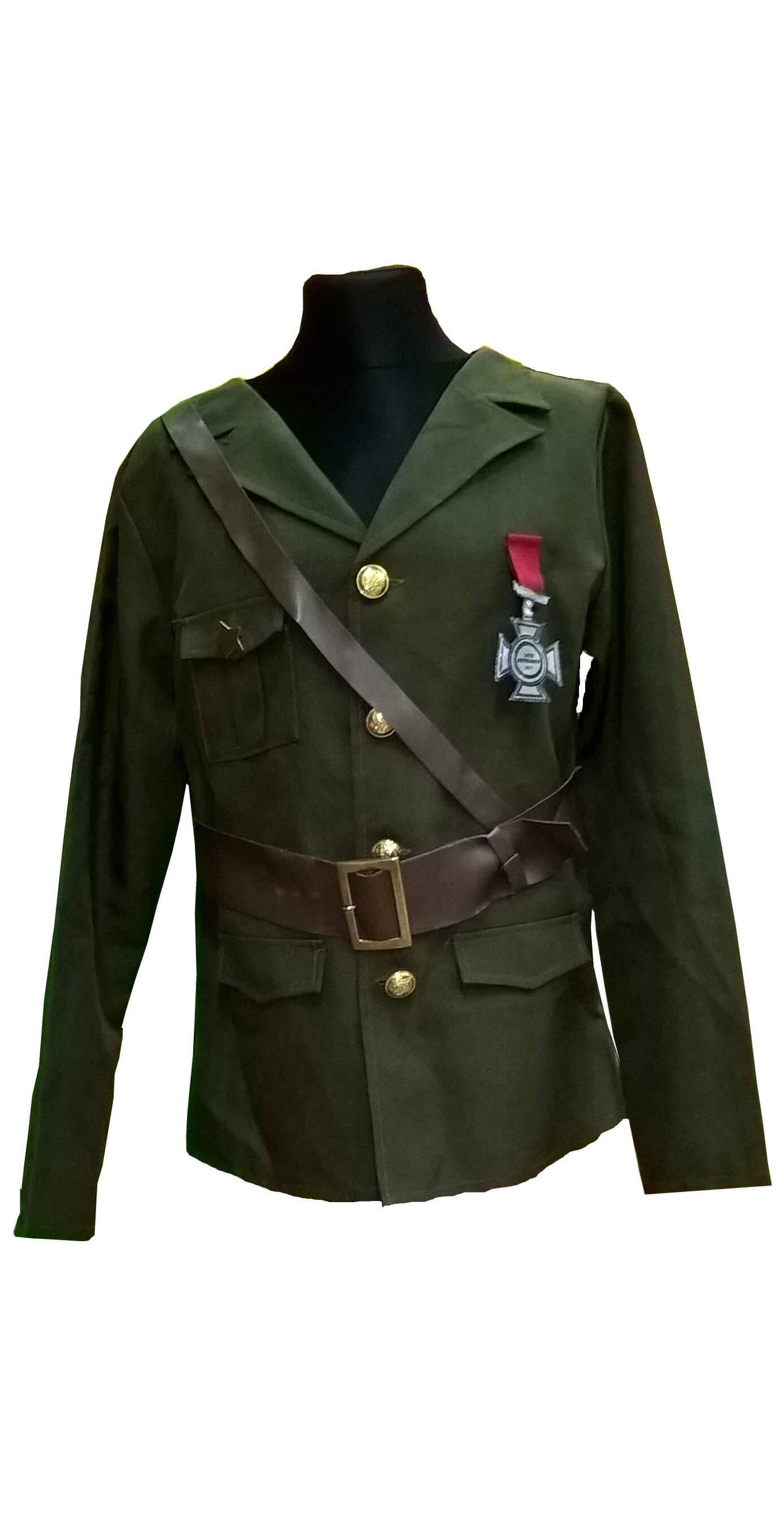 Kareivėlio kostiumas.Princo kostiumas. Karnavalinių kostiumų nuoma Vilniuje - pasakunamai.lt