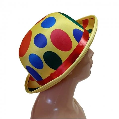 Klauno skrybėlė. Karnavaliniu kostiumu nuoma Vilniuje - pasakunamai.lt