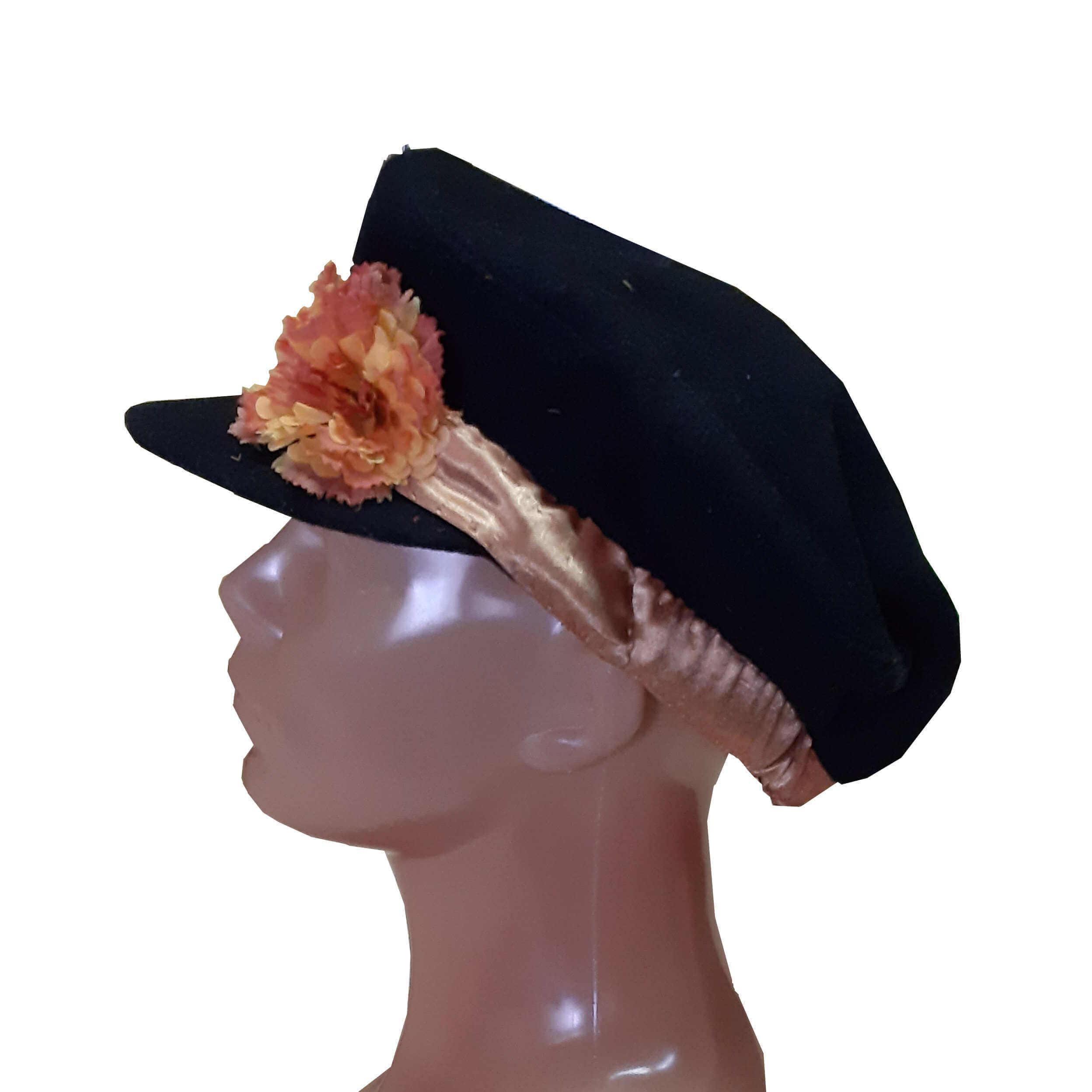 Furaska. Rusų liaudies kepurė.  Karnavalinių kostiumų nuoma Vilniuje - pasakunamai.lt